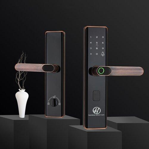 Khóa cửa vân tay Hamboo HSF003 (Wifi)